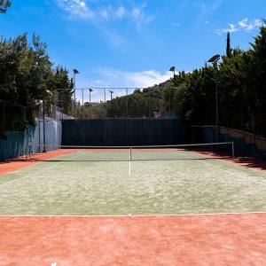 Γήπεδα Chatzinikolaou Tennis Academy Βάρκιζα