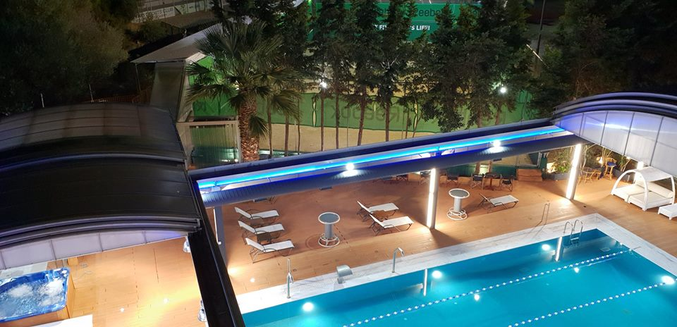 yava fitness center vari pool