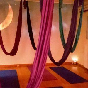 Aerial Yoga Yoga Halandri