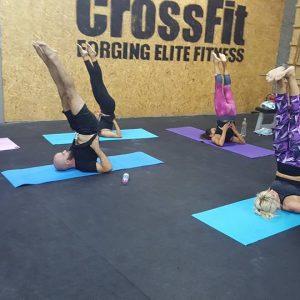Yoga CrossFit Chalandri