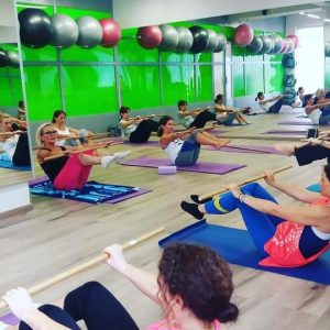 Pilates - Gym Base Eleven   Βάρη