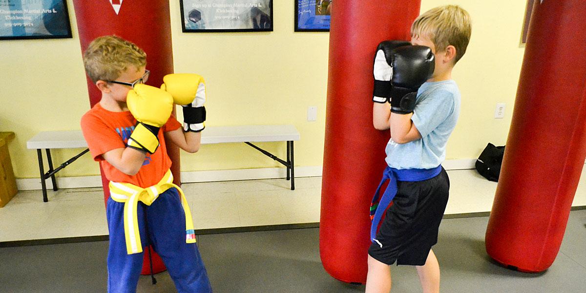 Kick boxing kids - Legacy fight club | Νέα Σμύρνη