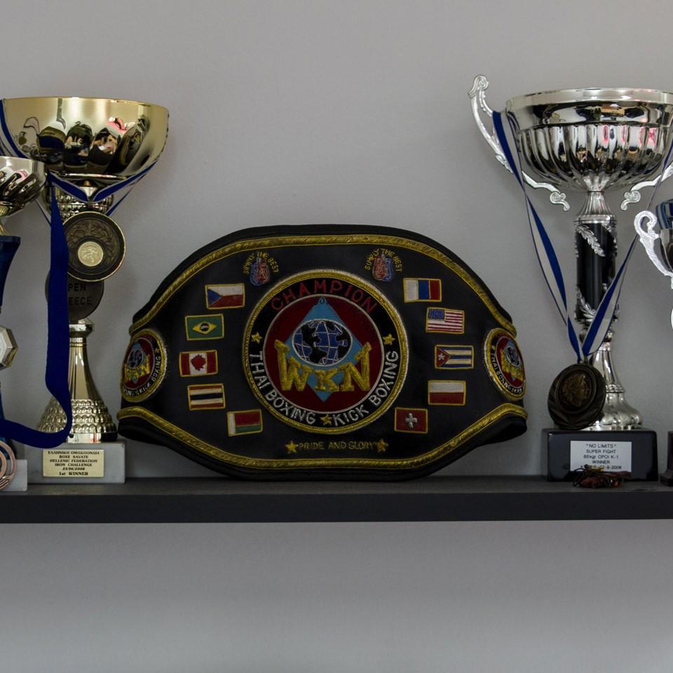 Kick boxing - Legacy fight club | Νέα Σμύρνη