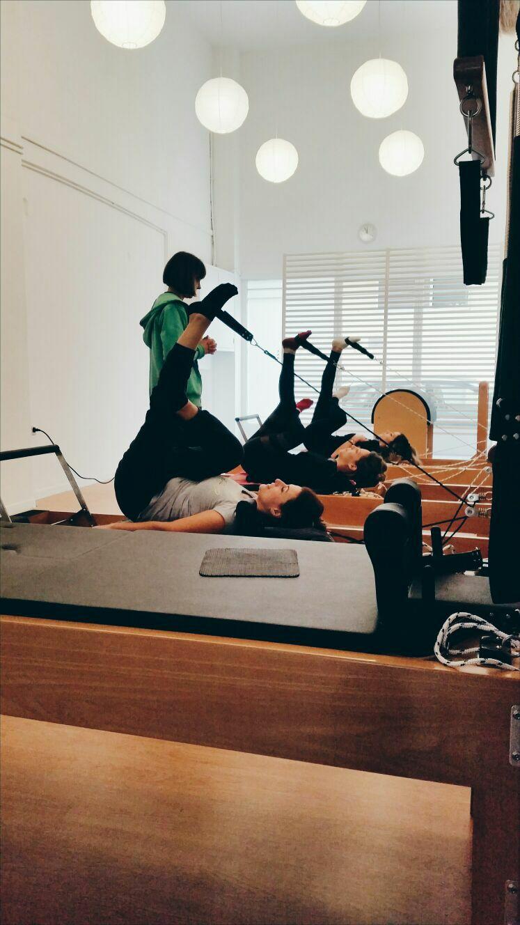 Pilates Μηχανήματα 3