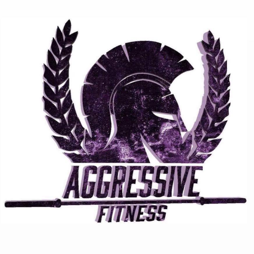 Aggressive Fitness logo